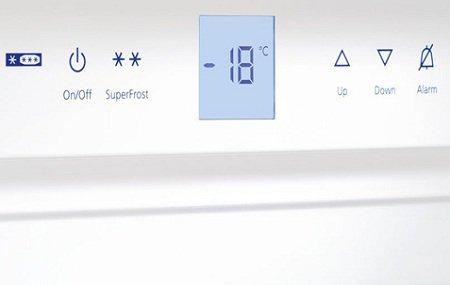 Для чего в холодильнике Атлант кнопка заморозки?